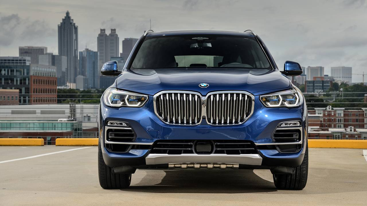 2019 bmw x5 xdrive40i first drive just because you can. Black Bedroom Furniture Sets. Home Design Ideas