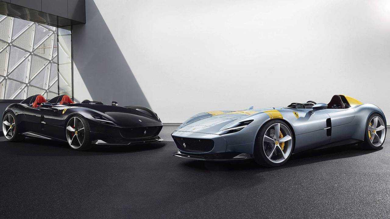 Ferrari Monza SP1/SP2