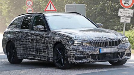 Next BMW 3 Series Spied Showing Its More Bountiful Rear End