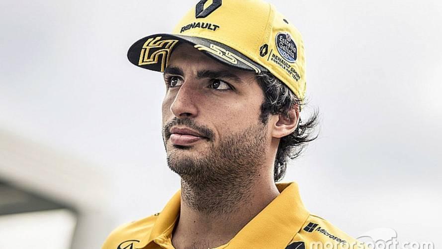 Sainz correrá con McLaren las dos próximas temporadas