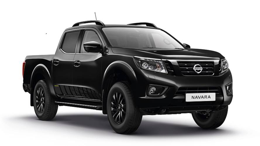 N-Guard special edition gives Navara added menace