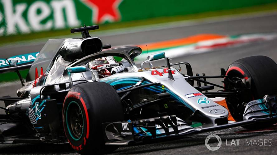 Italian GP: Hamilton defeats Raikkonen after Vettel clash