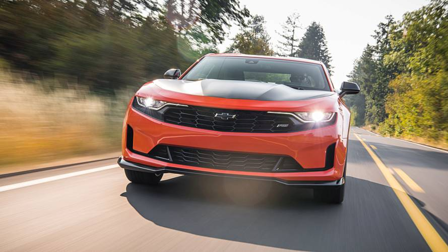 Chevy Camaro Chief Engineer Shifts Gears, Joins EV Tech Team