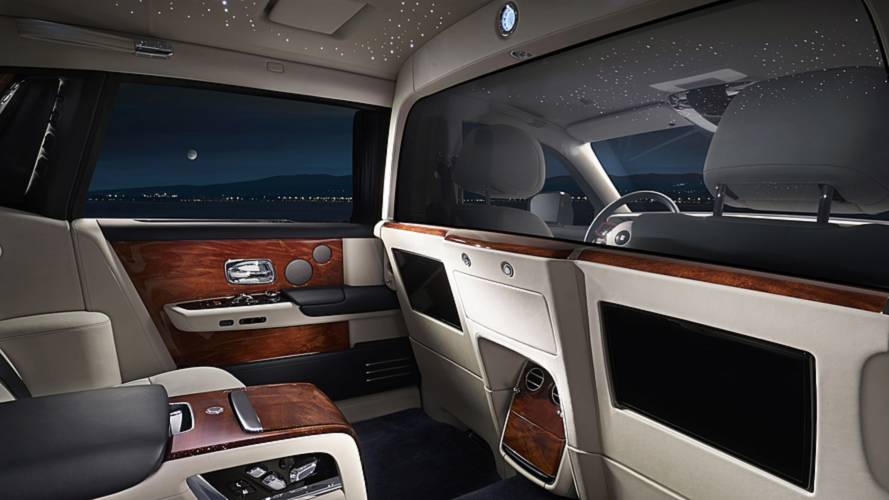 Rolls-Royce Privacy Suite: Luxus-Lounge auf Rädern