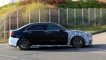 Mercedes-AMG A35 Sedan Spy Photo