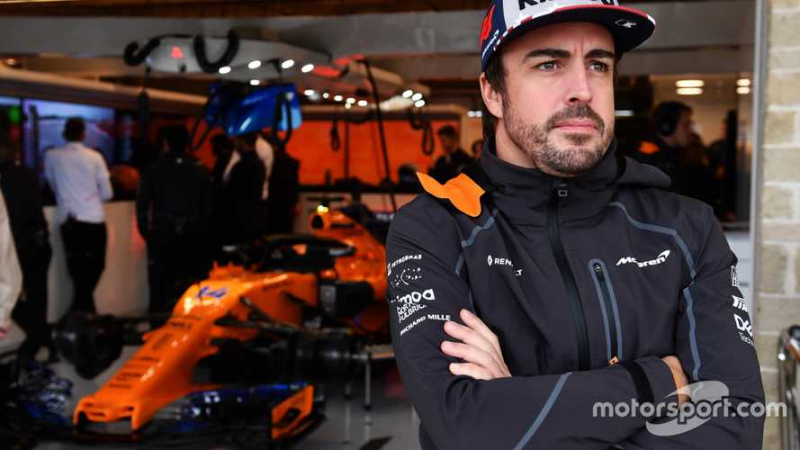 Alonso never wanted 2019 McLaren IndyCar season
