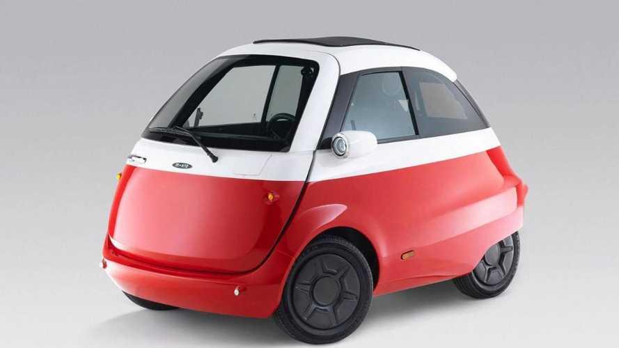Conoce el Microlino, el BMW Isetta del siglo XXI