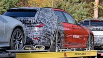 BMW 3 Series Sport Wagon Spy Photos