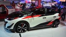 Toyota Yaris GR-S - Salão de SP 2018