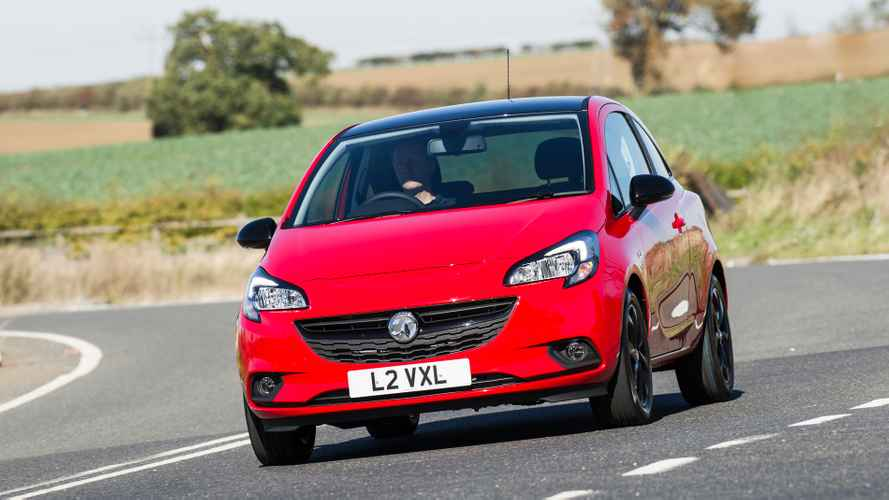 Vauxhall Corsa Griffin limited edition starts at £11,695