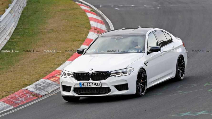 BMW préparerait l'arrivée d'une M5 CS