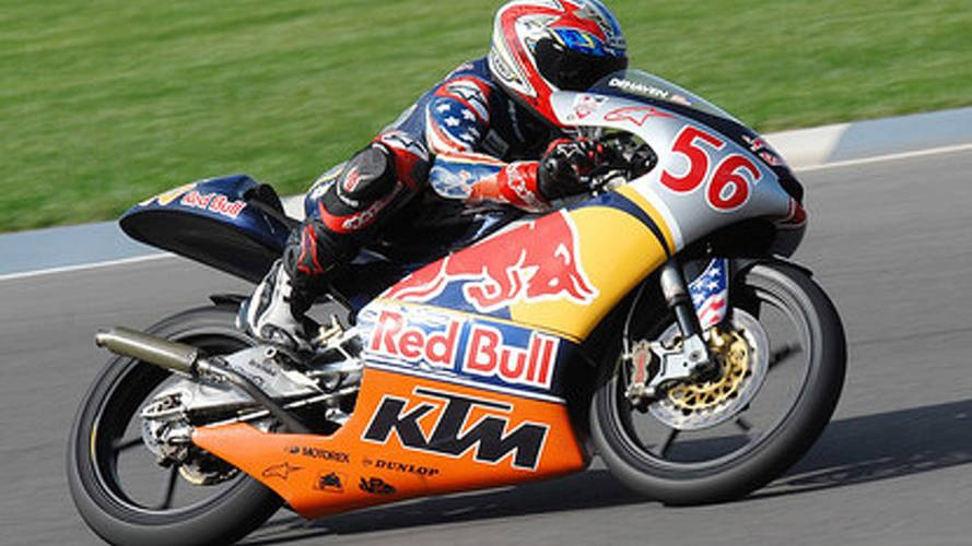 2008 Red Bull KTM RC 125 bikes for sale