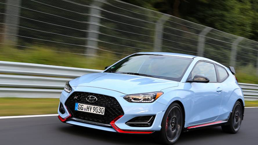 2020 Hyundai Veloster N Sees Modest Price Bump