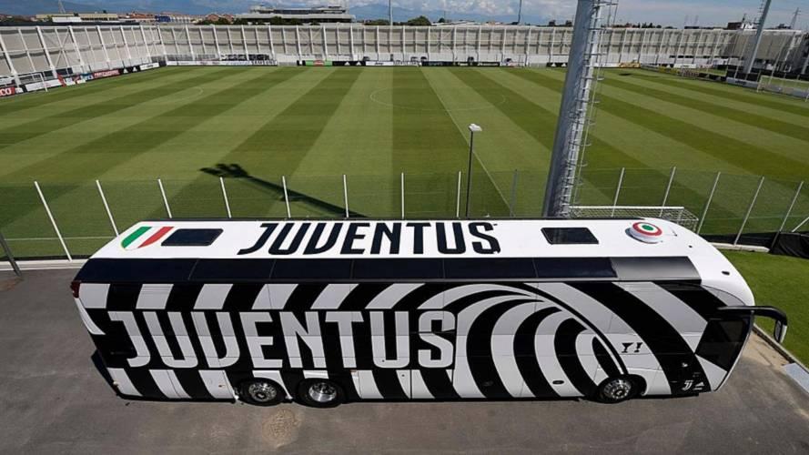 Así es el nuevo autobús de la Juventus de Garaje Custom Italia