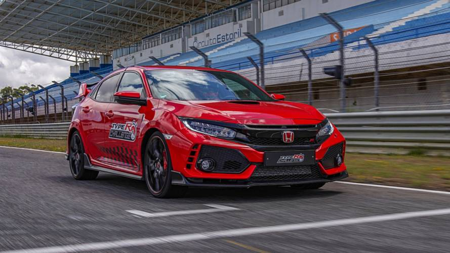 Watch Honda Civic Type R Set New Lap Record At Estoril Circuit