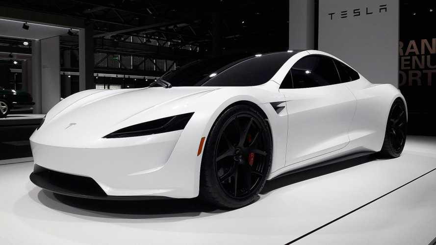 Et si le Roadster utilisait le nouveau volant de Tesla pour décoller ?
