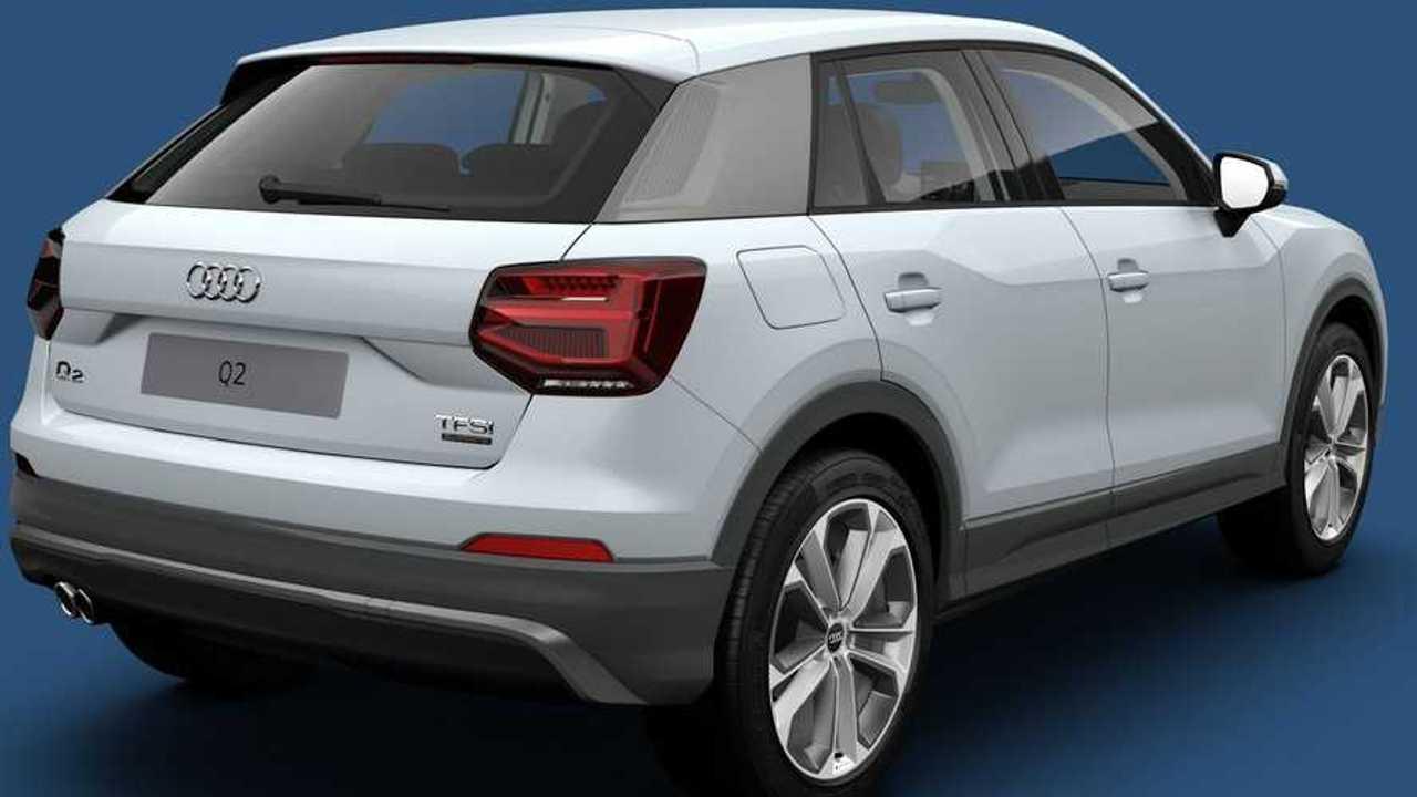 Audi'nin Kısmi Mat Boya Opsiyonu