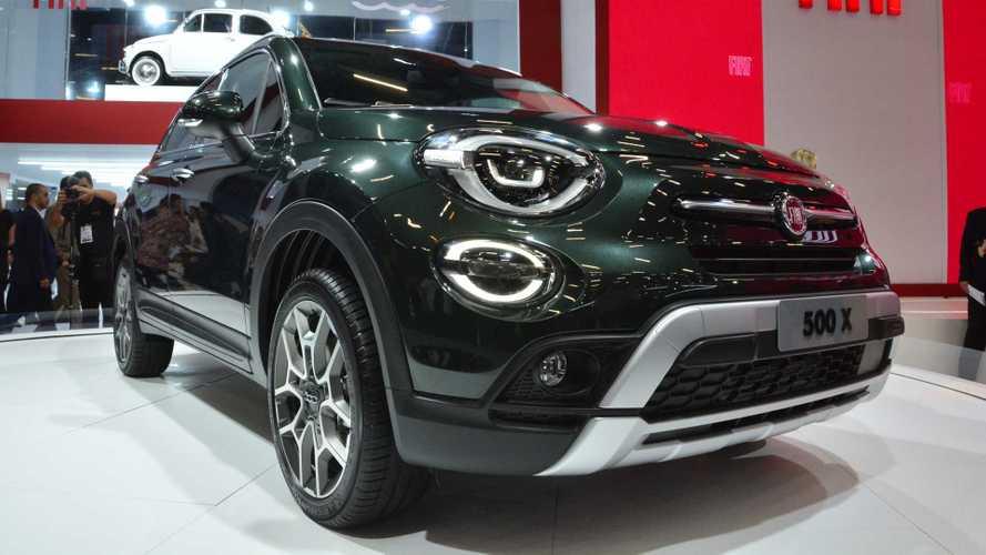 Salão de SP: Fiat 500X aparece para teste com público