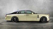 Rolls-Royce Phantom par Mansory