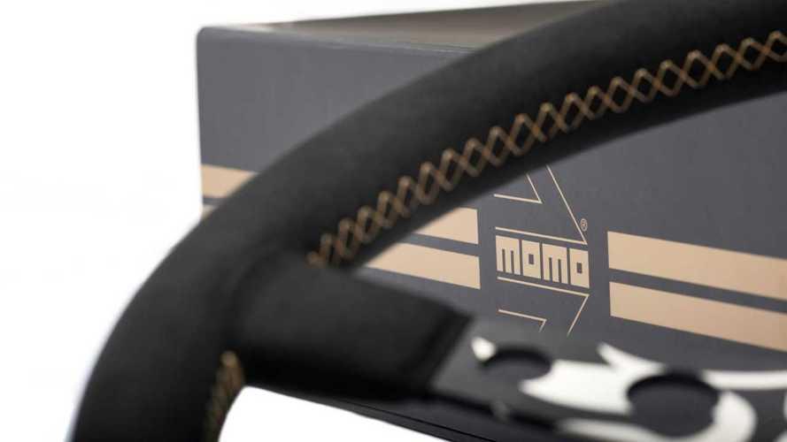 Volante Momo edición limitada Hot Wheels