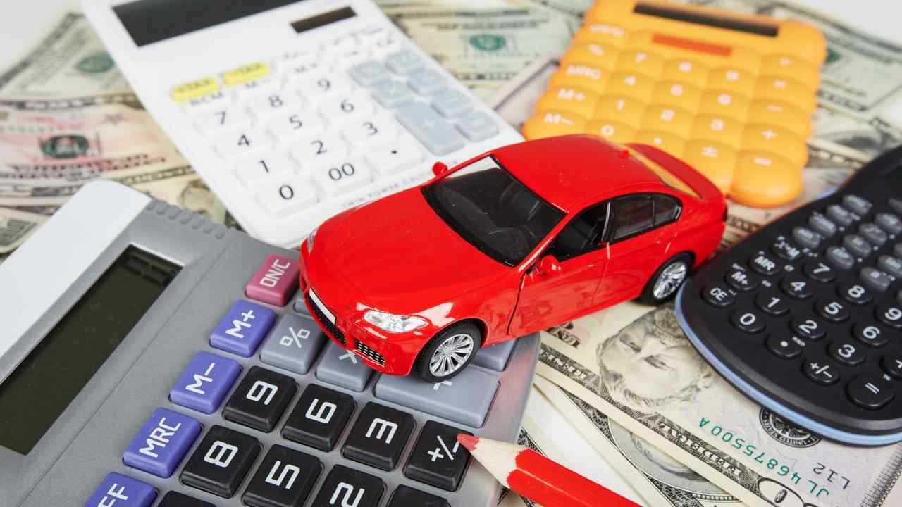 Car money calculator payments costs