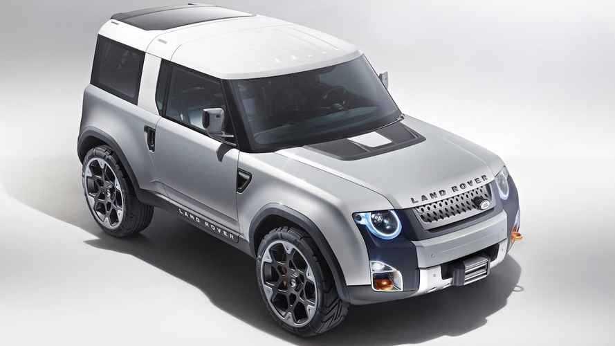Máxima expectación ante el Land Rover Defender 2019