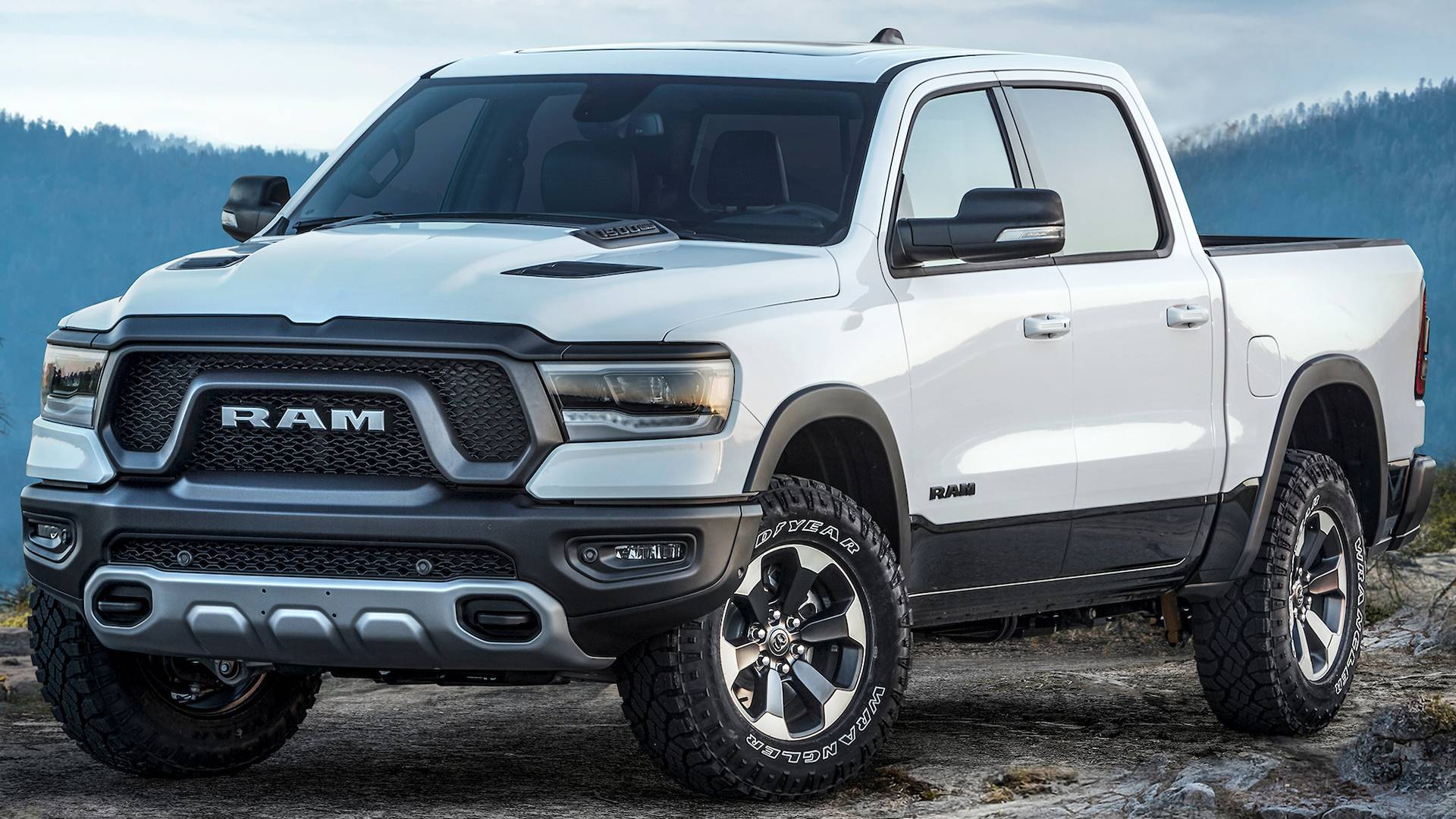 2019 Ram 1500 Rebel 12 Arrives With Better Tech For Rugged Truck