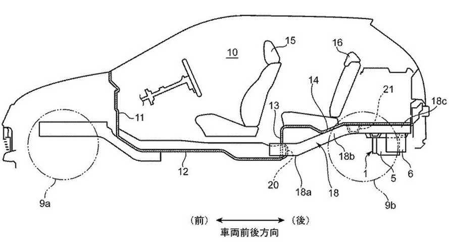 Mazda Rotary Motor Patentleri
