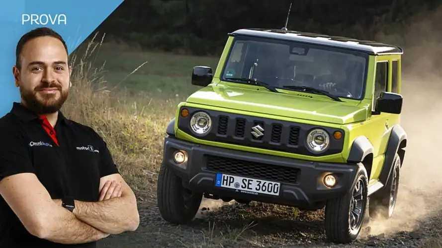 Nuova Suzuki Jimny, il mito che sa andare oltre