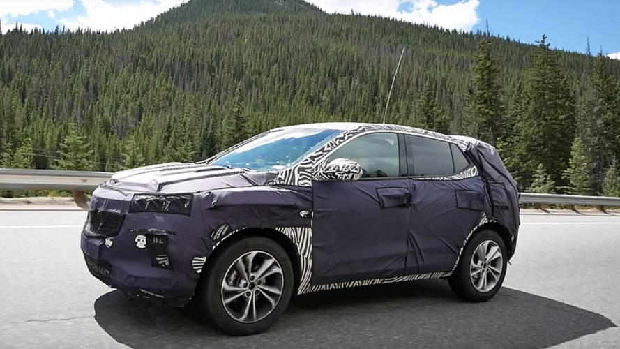 2020 Buick Encore Spied: Do You Want More?