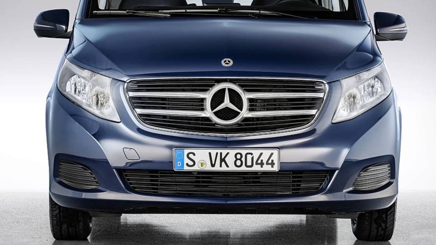Mercedes-Benz Classe V Rise