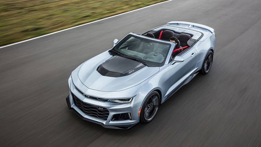 Most Expensive 2019 Chevrolet Camaro Costs $76,020