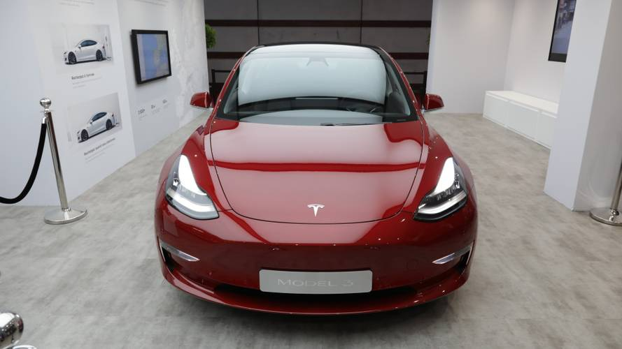 Tesla Model 3 - Voiture électrique la plus vendue au monde en 2018 !