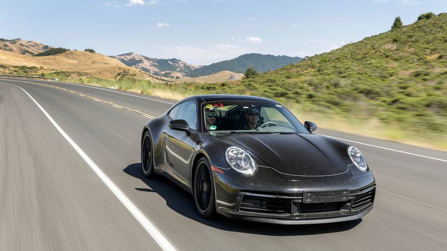 Premier contact - Porsche 911 type 992 Carrera S (2019)