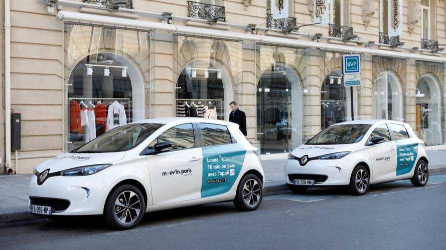 Renault lance son Autolib' à Paris