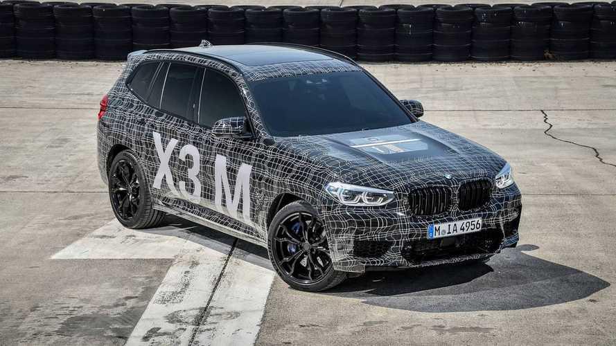 Todos los futuros modelos BMW M