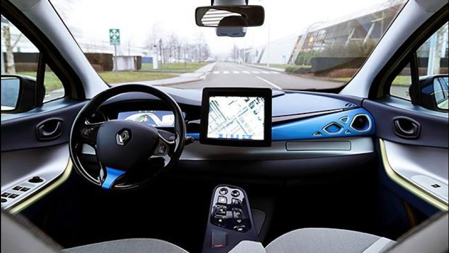 Renault-Nissan, 10 veicoli a guida autonoma in 4 anni