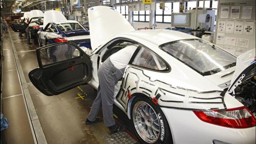 Porsche investe sui dipendenti, firmato l'accordo per il 2020