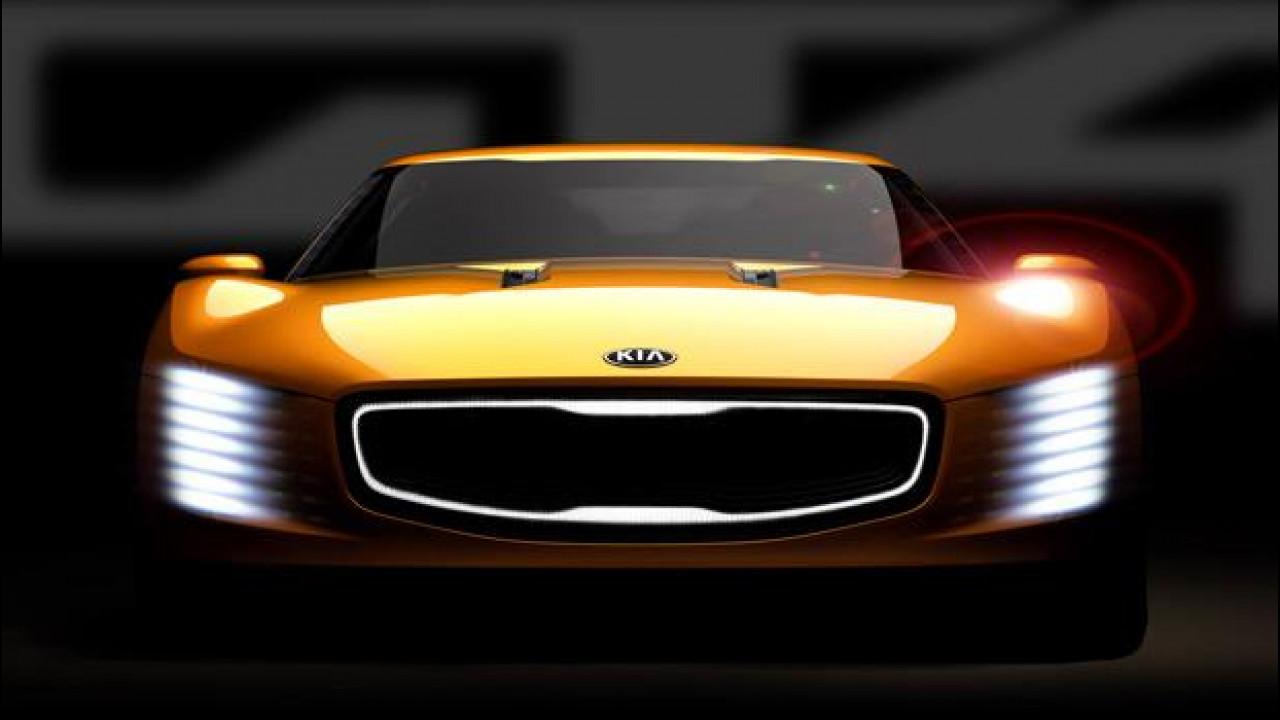 [Copertina] - Kia GT4 Stinger, nata per stupire