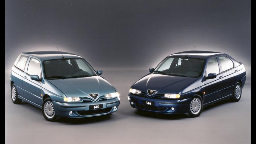 Alfa Romeo: dalla 145 alla Giulietta