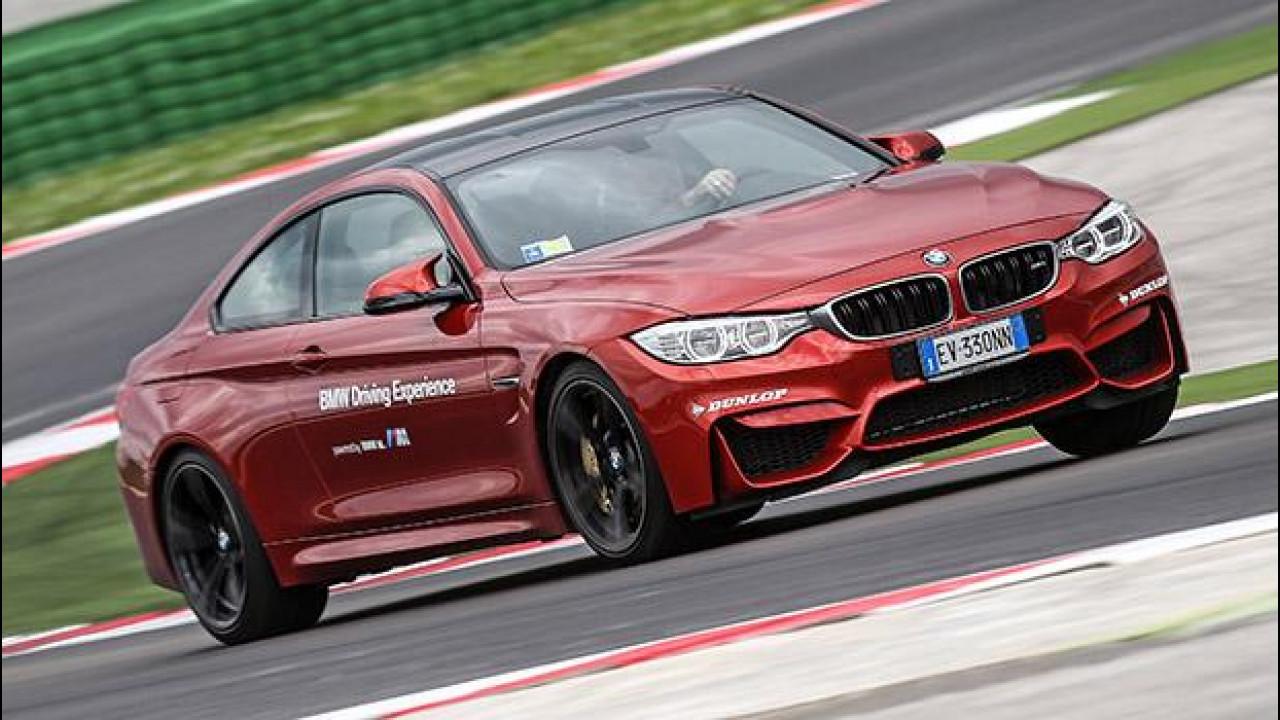 [Copertina] - BMW Driving Experience, guida sicura e consapevole