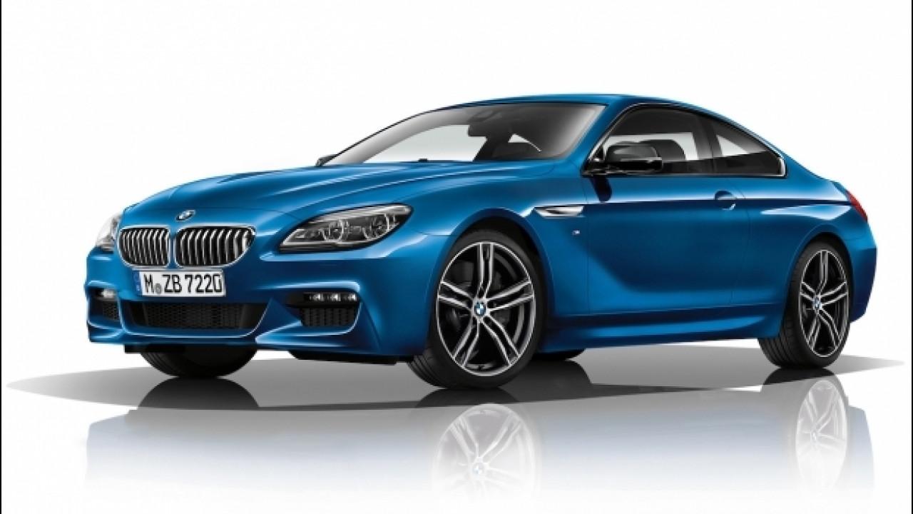 [Copertina] - BMW Serie 6 M Sport Limited Edition, comfort e sportività