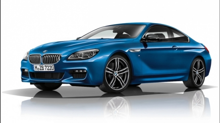 BMW Serie 6 M Sport Limited Edition, comfort e sportività