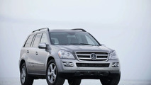 Mercedes GL 320 BlueTEC