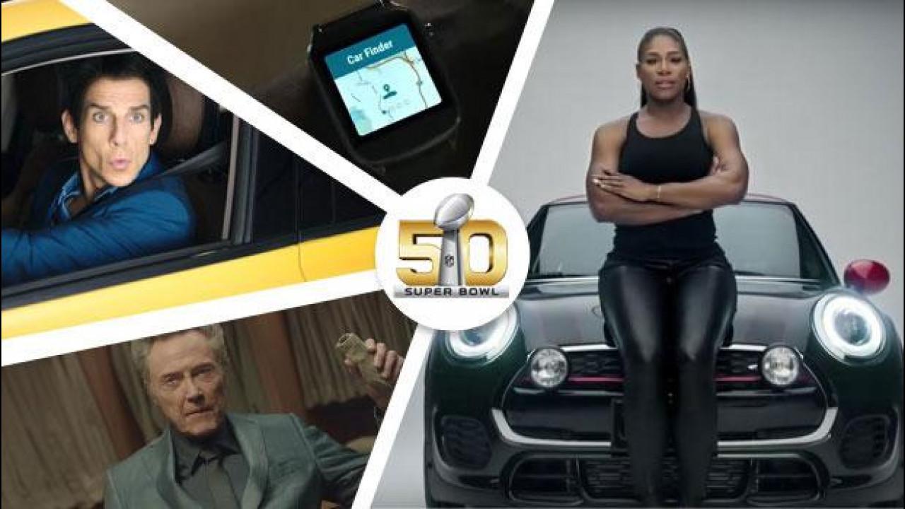 [Copertina] - Superbowl 2016, gli spot auto più costosi e più visti [VIDEO]