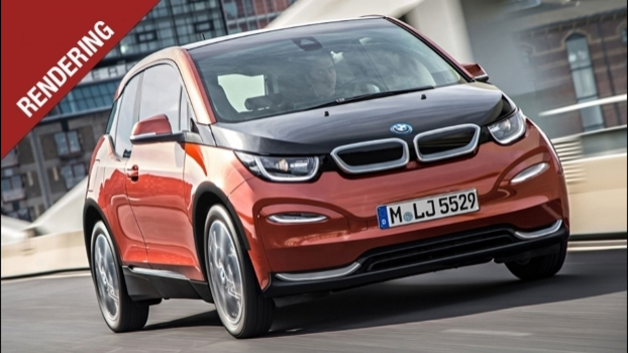 [Copertina] - BMW i3, l'aggiornamento che non si vede