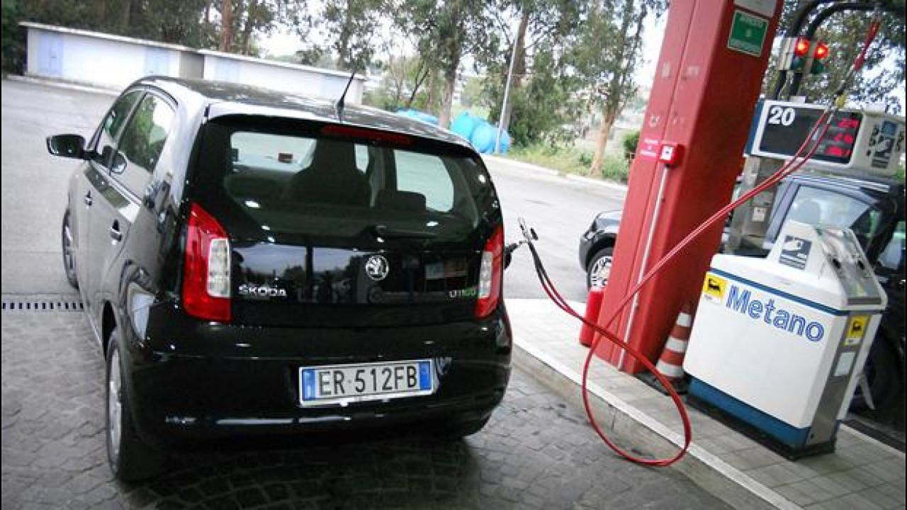 [Copertina] - Skoda Citigo a metano, con lo sconto è l'auto a gas meno cara