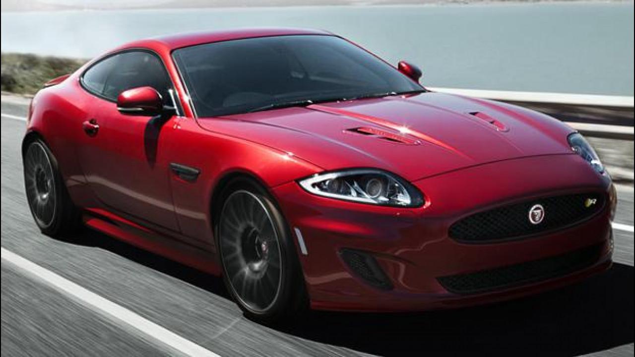 [Copertina] - Jaguar XK Signature e Dynamic R, solo per l'Inghilterra