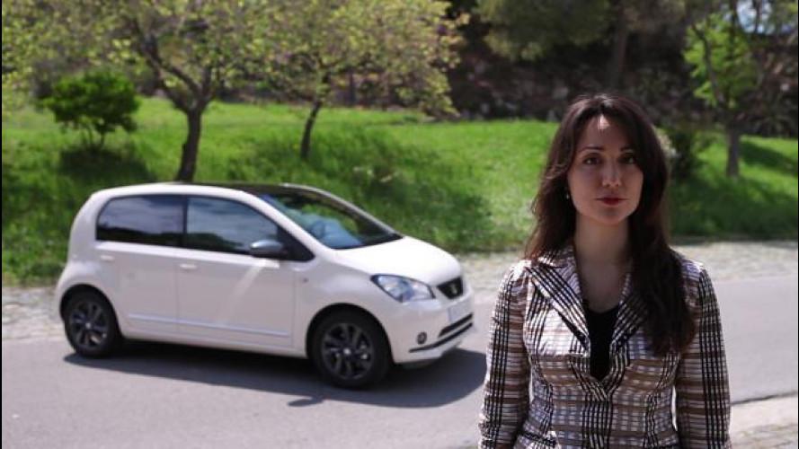 """Seat Mii, sulle strade di Barcellona con quella """"by Mango"""""""