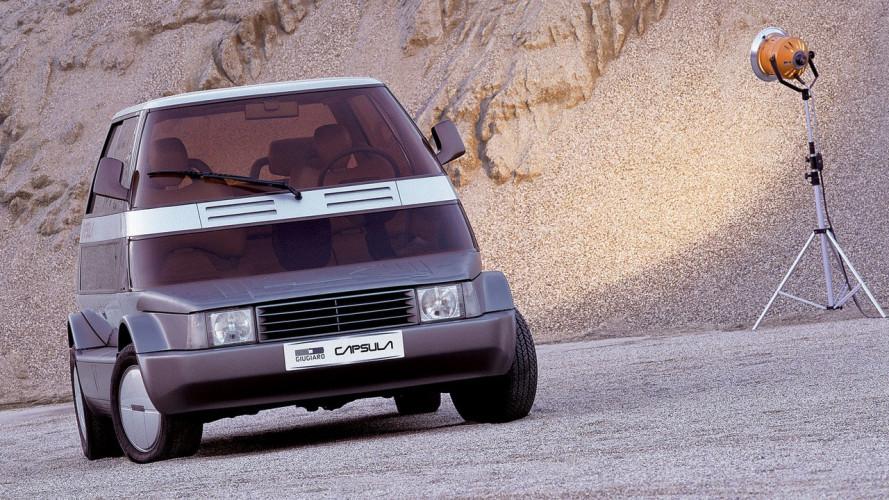 Italdesign Capsula Concept, tante auto in una